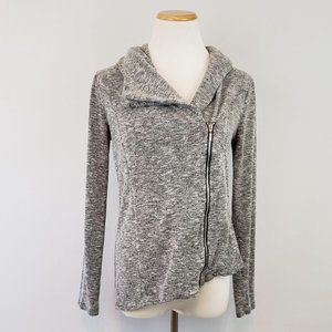 Mossimo Zip Cardigan Size Small
